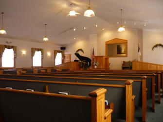 Standish Baptist Services